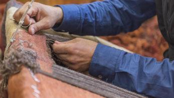 Restauration de tapis orientaux et persans